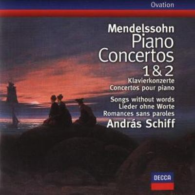 Mendelssohn: Piano Concertos Nos. 1 & 2; Songs Without Words [Germany]