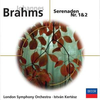 Brahms: Serenades Nos. 1 & 2 [Germany]