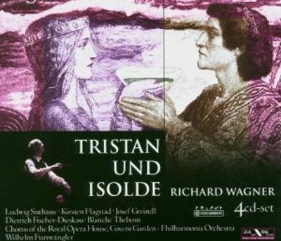 Wagner: Tristan und Isolde (complete) [Germany]