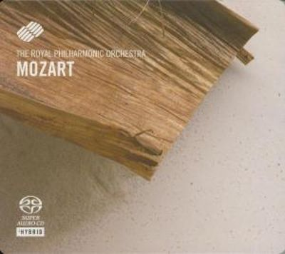 Mozart: Clarinet Concerto; Concerto For Flute & Harp [Hybrid SACD) [Germany]