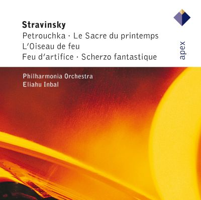 Stravinsky: Petrouchka; The Rite of Spring; The Firebird