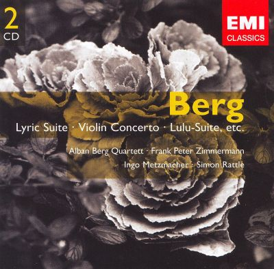Berg: Lyric Suite; Violin Concerto; Lulu-Suite
