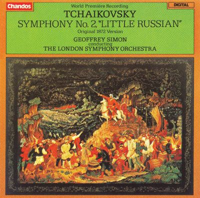 Tchaikovsky Symphony No 2 Quot Little Russian Quot Original