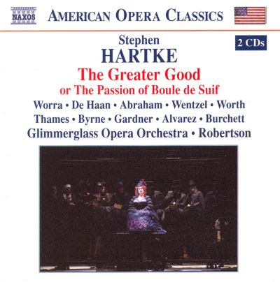 Hartke: The Greater Good