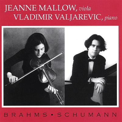 Jeanne Mallow plays Brahms, Schumann
