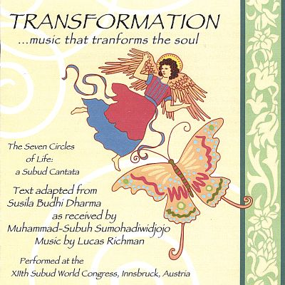 Transformation... Music that transforms the soul