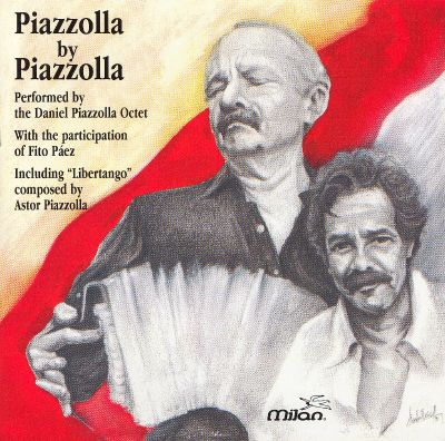 Piazzolla by Piazzolla