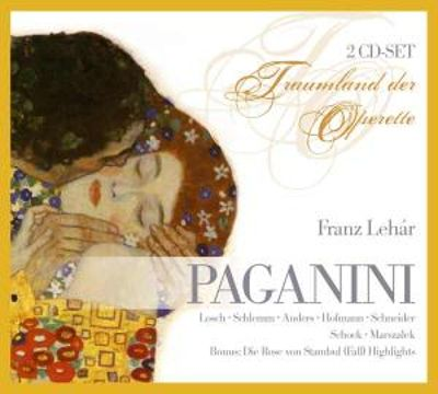 Lehar: Paganini [Germany]