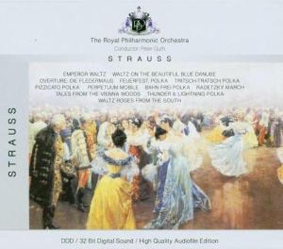 J. Strauss: Waltzes [Germany]