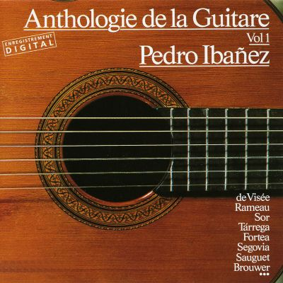 Anthologie de la Guitare
