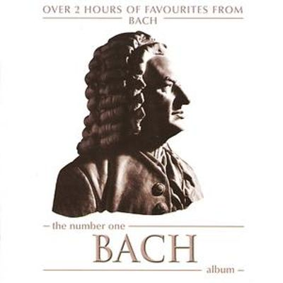 The Number One Bach Album