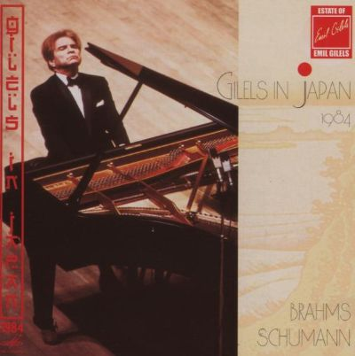 Gilels in Japan, 1964: Brahms, Schumann