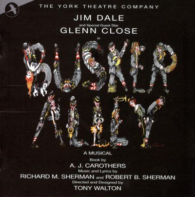 Busker Alley [Original Cast Recording]