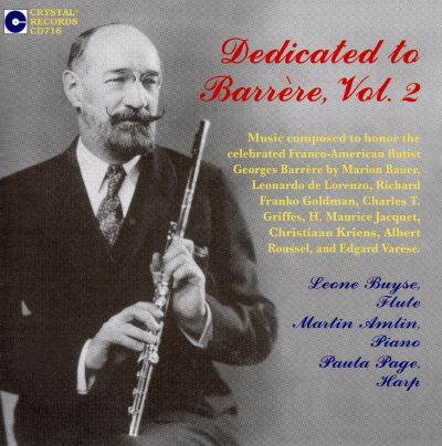 Dedicated to Barrère, Vol. 2
