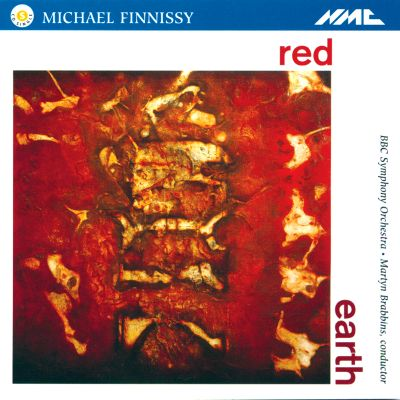 Michael Finnissy: Red Earth