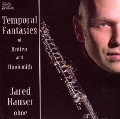 Temporal Fantasies of Britten & Hindemith