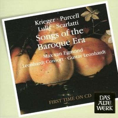 Songs of the Baroque Era