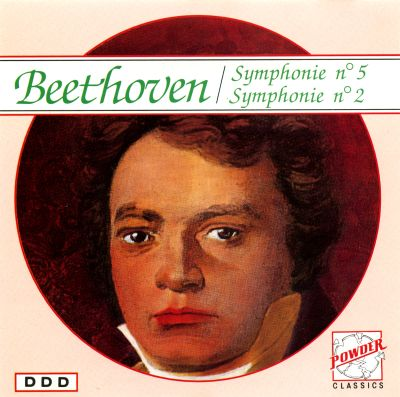 Beethoven: Symphonies Nos. 5 & 2