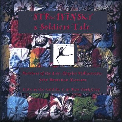 Stravinsky: A Soldiers Tale