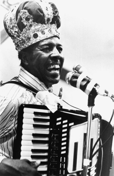 Clifton Chenier