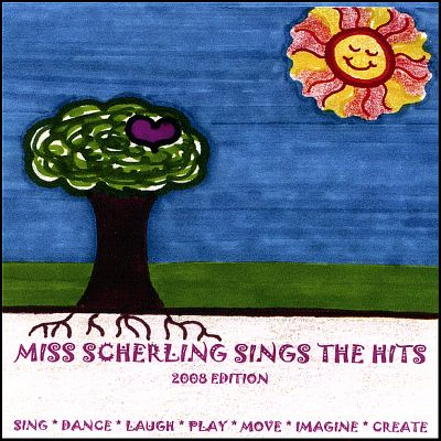 Miss Scherling Sings the Hits: 2008 Edition