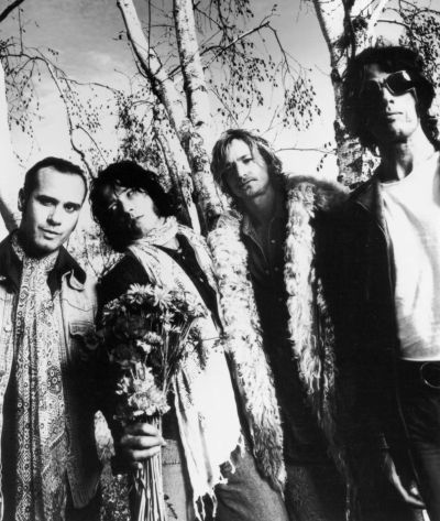 a research on the rock band the stone temple pilots