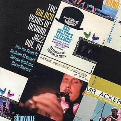 The Golden Years of Revival Jazz, Vol. 14