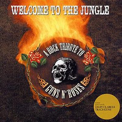 welcome to the jungle – guns n' roses