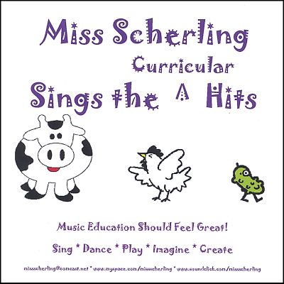 Miss Scherling Sings the Curricular Hits
