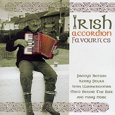 Irish Accordion Favourites [Time Music]