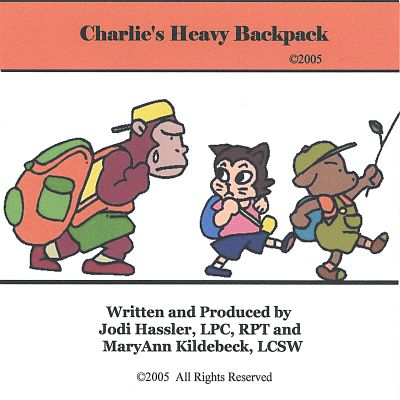 Charlie's Heavy Backpack
