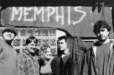 Memphis the Band