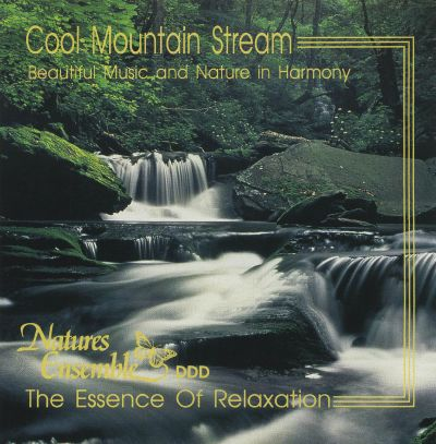 cool mountain stream soothing sounds for body and soul. Black Bedroom Furniture Sets. Home Design Ideas