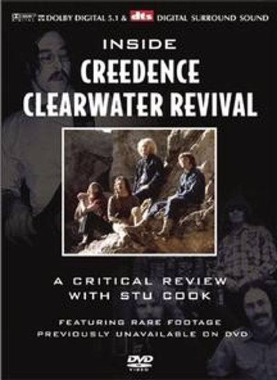 Critical Review: Inside Creedence Clearwater Revival