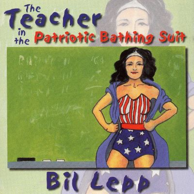 The Teacher in the Patriotic Bathing Suit