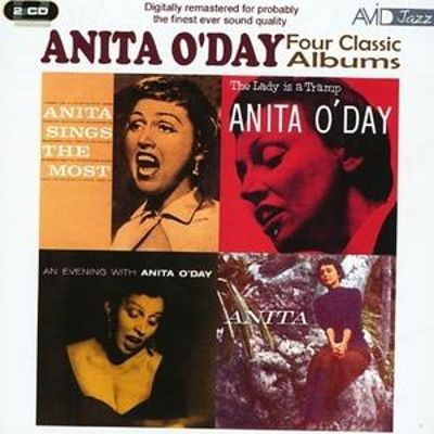 Anita Sings the Most/The Lady Is a Tramp