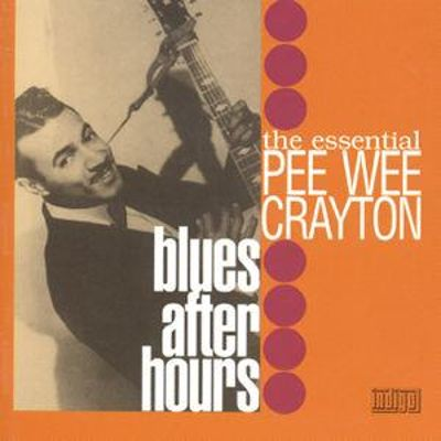 Opinion, Pee wee crayton discography really. was