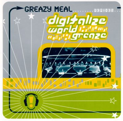 Digitalize World Greaze