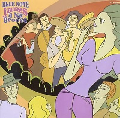 Blue Note Jams a Nu Groove