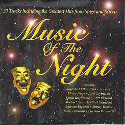 Best of Broadway: The Music of the Night