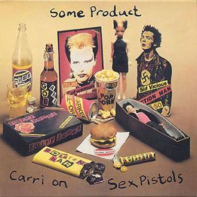 Some Product: Carri On Sex Pistols