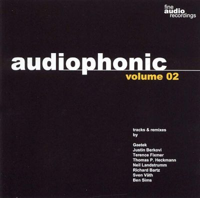 Audiophonic, Vol. 2