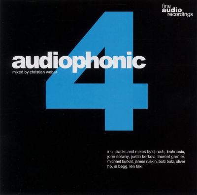 Audiophonic, Vol. 4