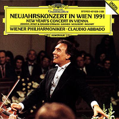 New Years' Concert in Vienna 1991