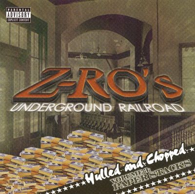 Paper Stacks, Vol. 3 [Hulled & Chopped]