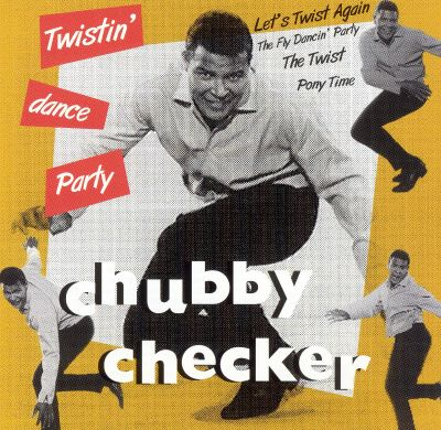 Thought differently, chubby checker twistin can