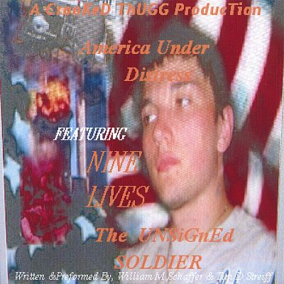 America Under Distress the Unsigned Soldier