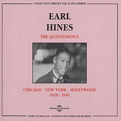 The Quintessence Chicago - New York - Hollywood: 1928-1946
