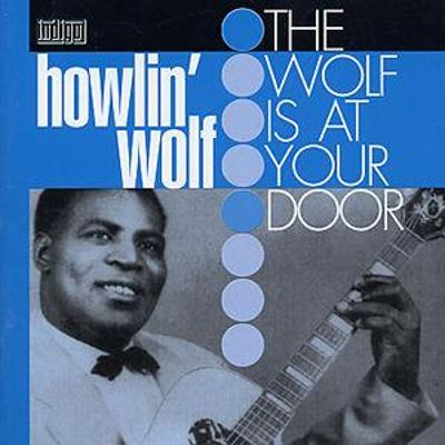 Wolf at Your Door [Indigo]