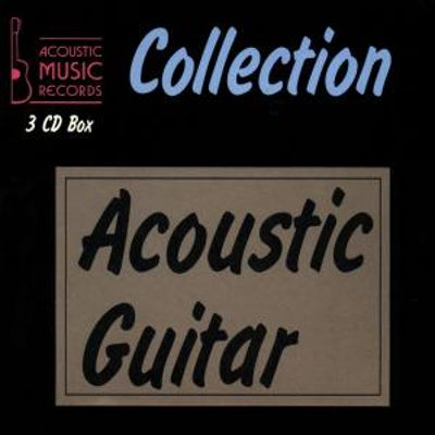 Collection Acoustic Guitar